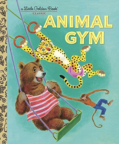 LGB Animal Gym (Little Golden Book Classic)