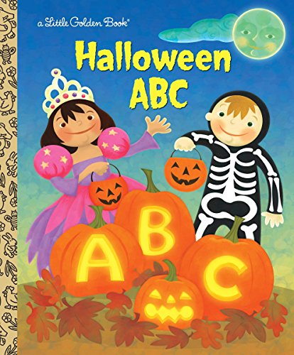 9780375848230: Halloween ABC (Little Golden Books (Random House))