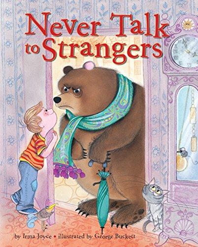 9780375849640: Never Talk to Strangers