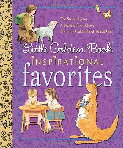 9780375849831: Little Golden Book Inspirational Favorites