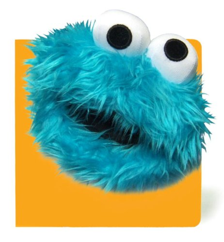 9780375850813: Furry Faces: Cookie Monster! (Sesame Street) (Funny Faces)