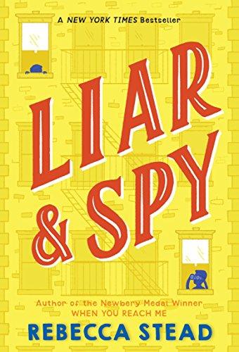 9780375850875: Liar & Spy