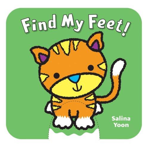 9780375851117: Find My Feet!