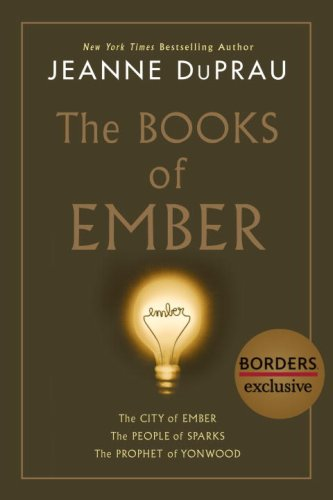 9780375851162: Title: The Books of Ember