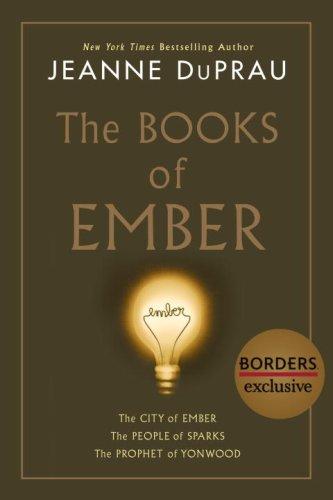 The Books of Ember: Jeanne DuPrau