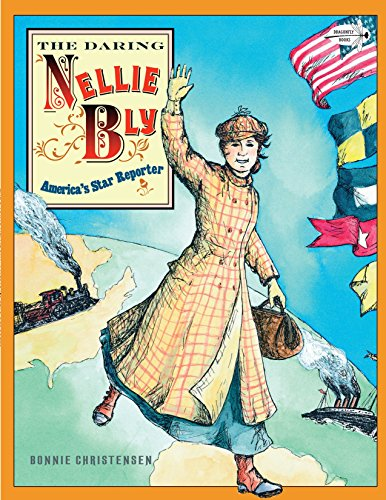 9780375851186: The Daring Nellie Bly: America's Star Reporter
