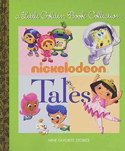 9780375851209: Nickelodeon Little Golden Book Collection (Nickelodeon)