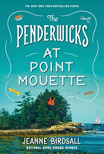 9780375851353: The Penderwicks at Point Mouette
