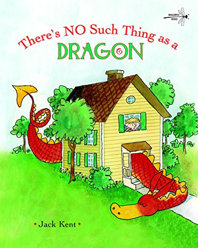 9780375851377: There's No Such Thing as a Dragon