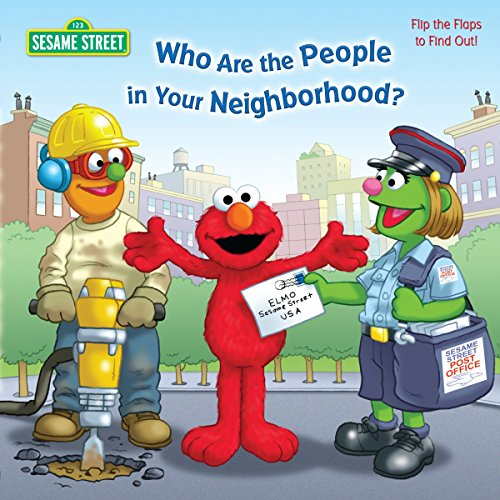 9780375851384: Who Are the People in Your Neighborhood (Sesame Street)
