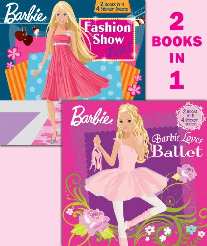 9780375851483: Barbie Loves Ballet/Fashion Show Fun! (Barbie) (Pictureback(R))