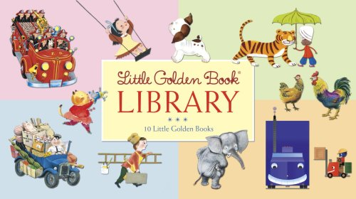 9780375851513: Little Golden Book Library (Classic Collector's)