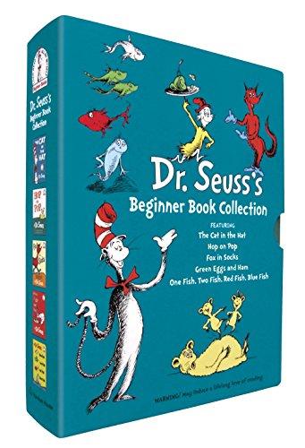 9780375851568: Dr. Seuss's Beginner Book Collection