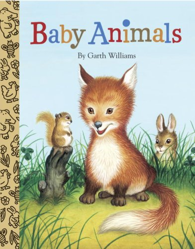 9780375851582: Baby Animals (Little Golden Treasures)