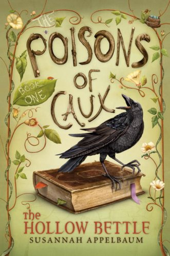 9780375851735: The Poisons of Caux: The Hollow Bettle (Book I)