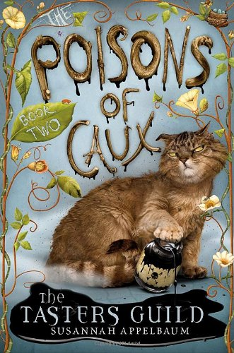 9780375851742: The Poisons of Caux: The Tasters Guild (Book II)