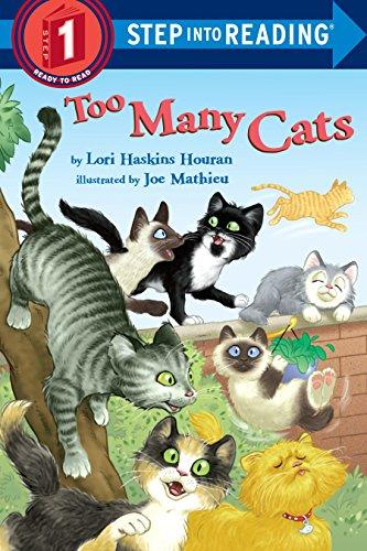 9780375851971: Too Many Cats (Step into Reading)