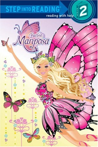 9780375851988: Barbie Mariposa (Step into Reading)