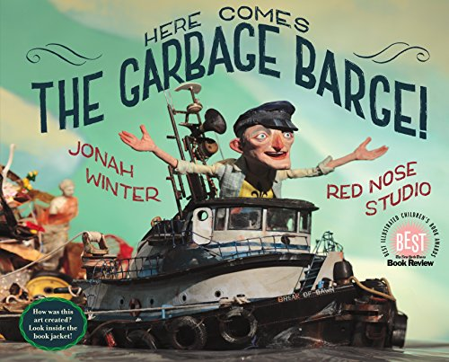 9780375852183: Here Comes the Garbage Barge!