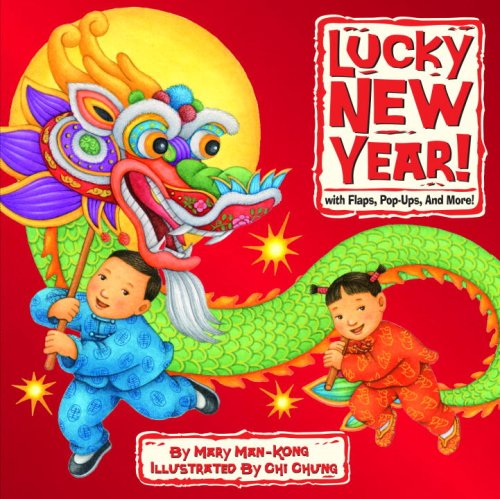 9780375852244: Lucky New Year! with Flaps, Pop-Ups, and More!