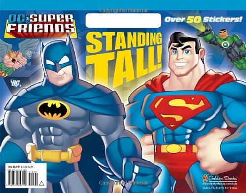 9780375853326: STANDING TALL! - DC