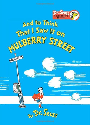 9780375853777: And to Think That I Saw It on Mulberry Street (Kohl's Cares for Kids)