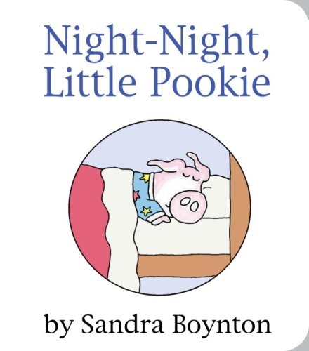 9780375854095: Night-Night, Little Pookie (Pookie Books)