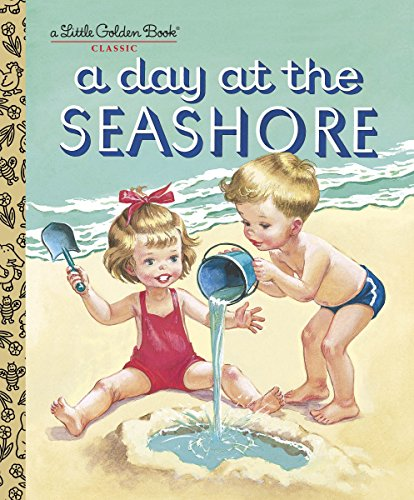9780375854255: A Day at the Seashore (Little Golden Book)