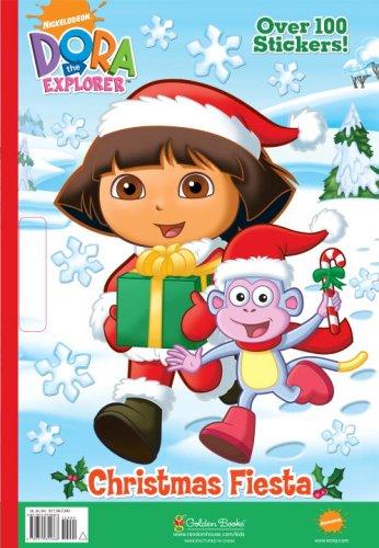 9780375854668: CHRISTMAS FIESTA-GIA