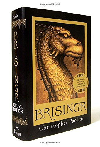 9780375854811: Brisingr: Or, the Seven Promises of Eragon Shadeslayer and Saphira Bjartskular [With Poster] (The Inheritance Cycle)