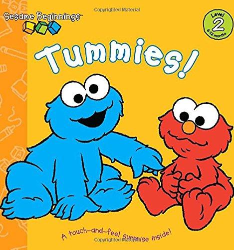 9780375854842: Sesame Beginnings: Tummies! (Sesame Street)