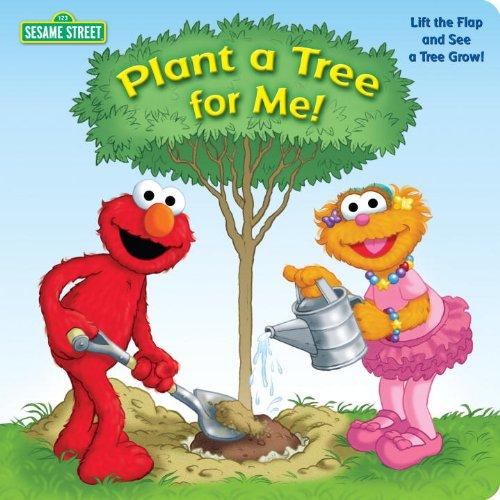 9780375854859: Plant a Tree for Me! (Sesame Street) (123 Sesame Street)