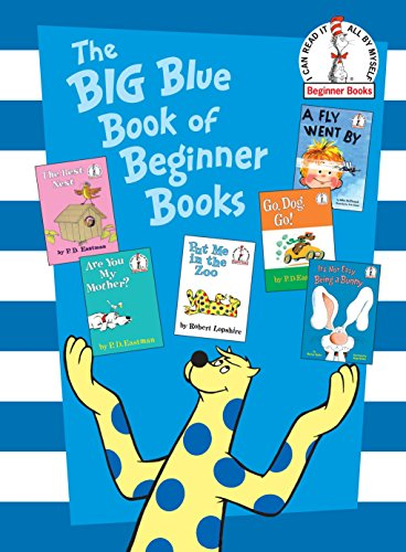 9780375855528: The Big Blue Book of Beginner Books