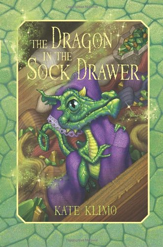 9780375855870: The Dragon in the Sock Drawer (Dragon Keepers #1)