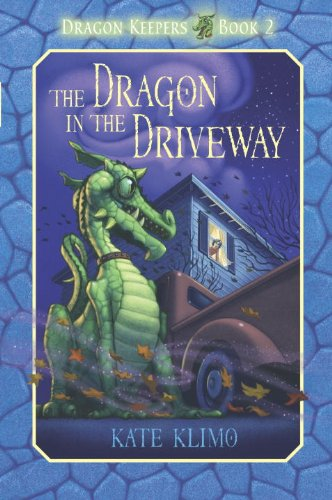 9780375855894: The Dragon in the Driveway Dragon Keepers Book 2