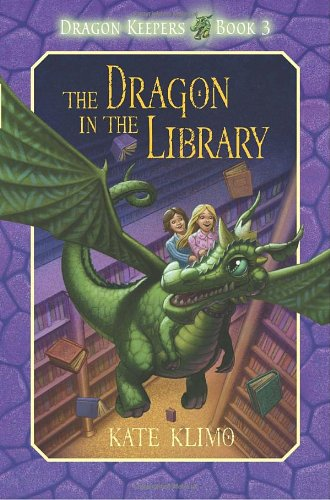 9780375855917: The Dragon in the Library (Dragon Keepers #3)