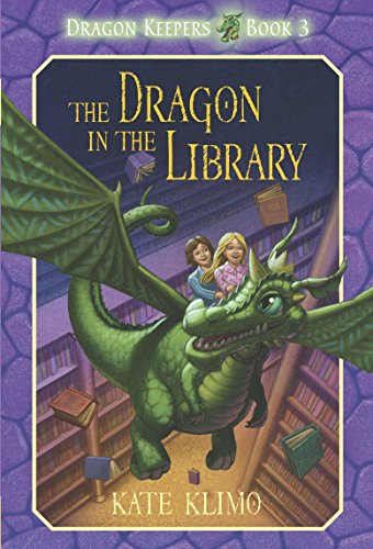 9780375855924: Dragon Keepers #3: The Dragon in the Library