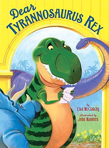 9780375856082: Dear Tyrannosaurus Rex