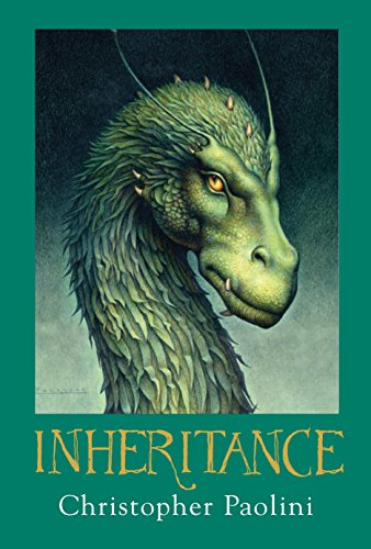 INHERITANCE (Signed First Edition): Christopher Paolini