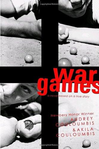 9780375856280: War Games (Junior Library Guild Selection (Random House))