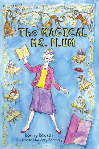 9780375856372: The Magical Ms. Plum
