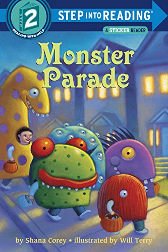 Monster Parade (Step into Reading) (9780375856389) by Shana Corey