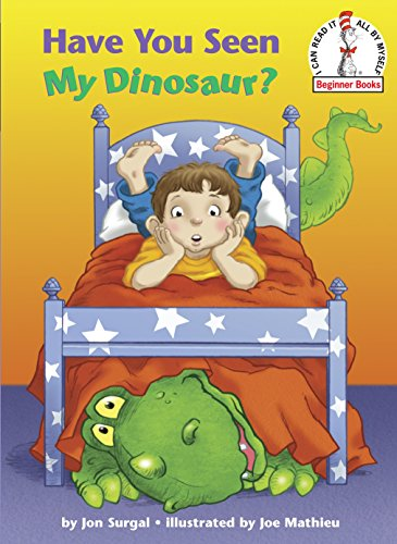 9780375856396: Have You Seen My Dinosaur? (Beginner Books(R))