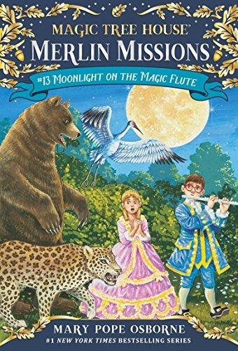 9780375856471: Moonlight on the Magic Flute (Magic Tree House (R) Merlin Mission)