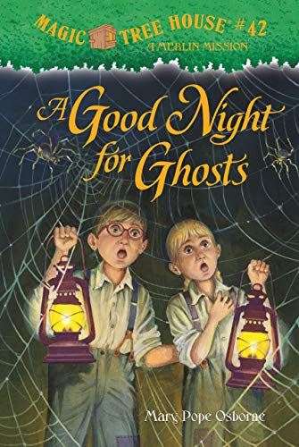 9780375856488: A Good Night for Ghosts (Magic Tree House)
