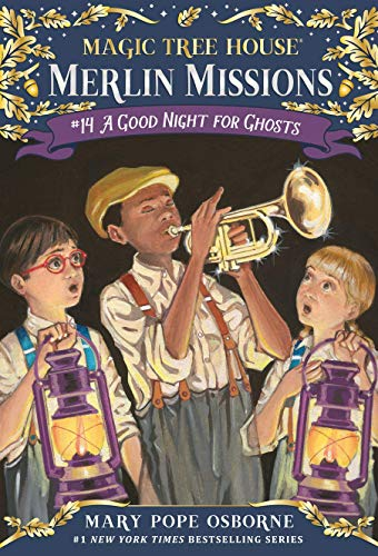 9780375856495: A Good Night for Ghosts (Magic Tree House)