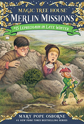 9780375856518: Leprechaun in Late Winter [With Sticker(s)] (Magic Tree House)