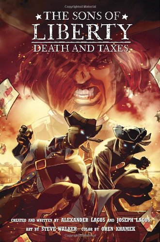 9780375856716: The Sons of Liberty Book 2 : Death and Taxes