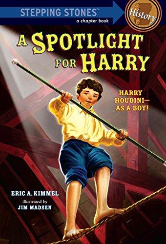 9780375856969: A Spotlight for Harry (A Stepping Stone Book(TM))