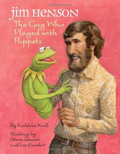 9780375857218: Jim Henson: The Guy Who Played with Puppets